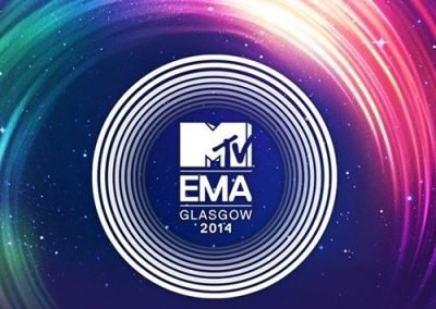 Eventology - MTV EMA Glasgow 2014 event planning